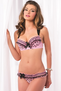 Cupcake Sweets Sexy 2 PC Bra Set