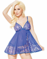 Decadent Daze Sexy Lace Babydoll & Thong Set