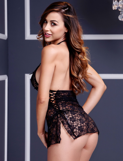 Endless Love Lace Chemise