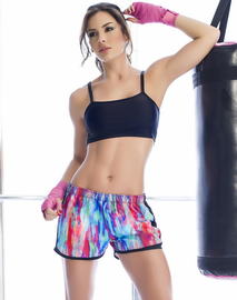 Essential Work Out Gym Sports Bra