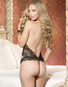 Exciting & Enticing Lace Teddy