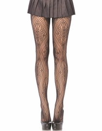 Florentine Fancy Lace Pantyhose