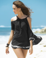 Foreign Flirt Sexy Beach Cover Up Dress