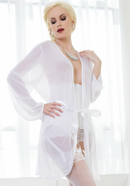 Forever Yours Sexy Robe