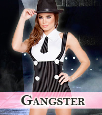 Gangster & Mob Costumes