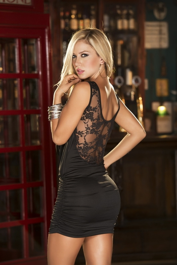 Glamour Takeover Sexy Dress