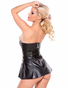 Gold Collection Cruel Seduction Sexy Mini Dress