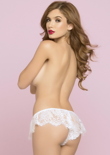 Gorgeous Eyelash Lace Panty