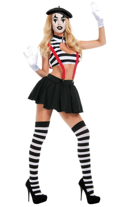 Sexy Mimes Mime Costumes Sexy Circus Costumes Cheap