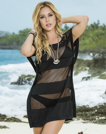 Island Living Sexy Beach Dress Cover Up