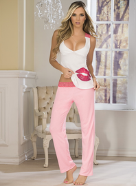 Kiss Me Goodnight Pajama Pant Set