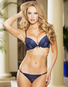 Lesa Push-Up Bra & Panty Set