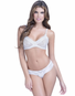 Wedding Night White Lace Bridal Bra & Panty Set