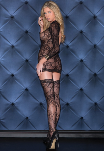Live For Today Bodystocking