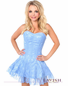Love In The Air Sexy Corset Dress
