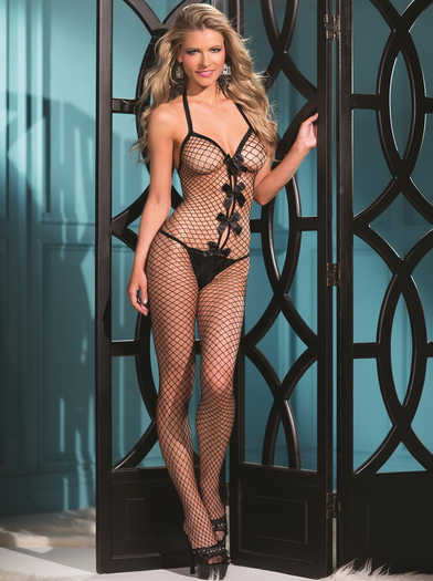 Love Me All Over Sexy Bodystocking