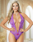 Love Passion Lace Teddy