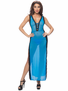 Loving You Mesh Gown