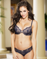 Madeline Push-Up Bra & Panty Set