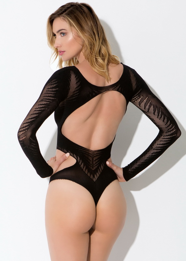 One Piece Lingerie, Black Teddy, Sexy Lingerie