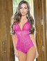 Must Have Lace Teddy