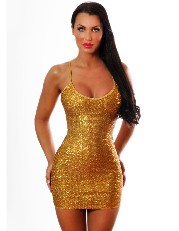 Glitter dress sexy dress sequin dress sexy lingerie for Glitter new years dresses