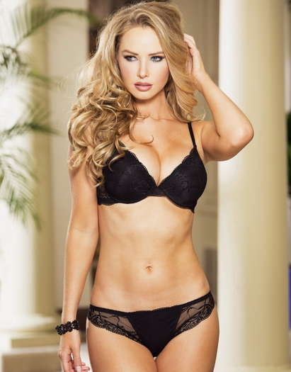 Nikki Push-Up Bra & Panty Set