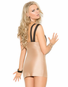 Nude Fantasy Mini Dress