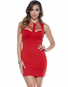 Piper Lace Up Sexy Bodycon Dress