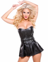 Platinum Collection Cruel Seduction Sexy Mini Dress