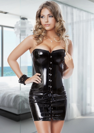 Pleasing You Is My Pleasure Corset Dress