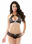 Pleasurable Encounter Sexy Lace Bra Set