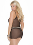 Plus Size Crazy For You Mini Dress