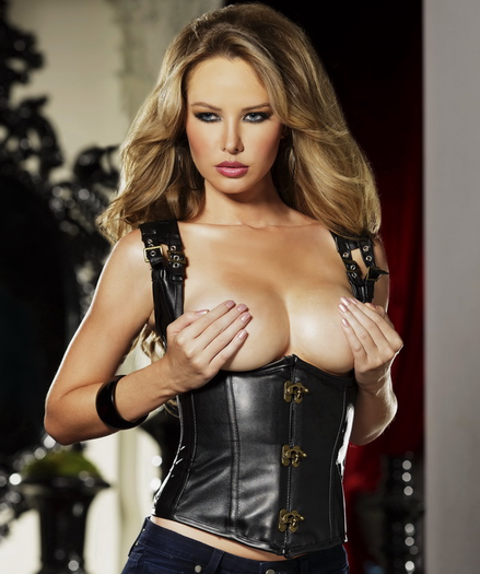 Plus Size Cruel Intentions Underbust Corset