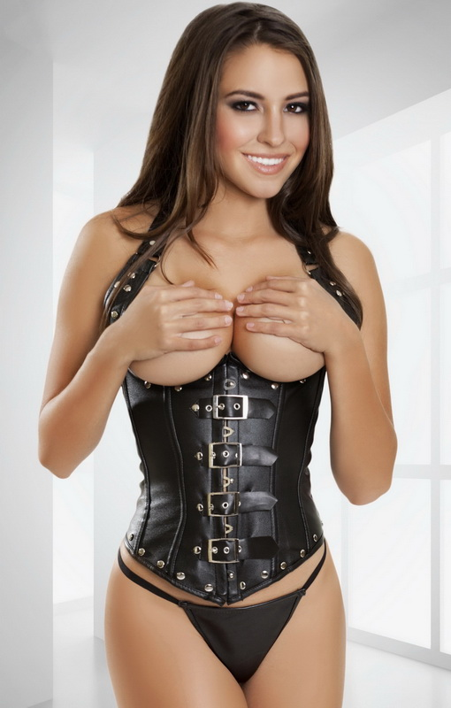 Plus Size Sexy Corsets, Plus Size Erotic Lingerie, Plus -5518