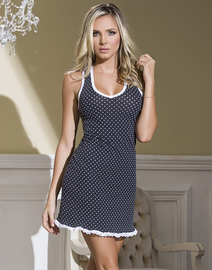 Polka Dot Pretty Sleep Chemise