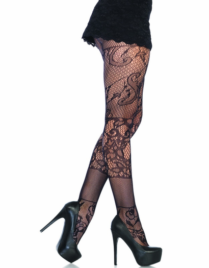 Pretty Patchwork Pantyhose