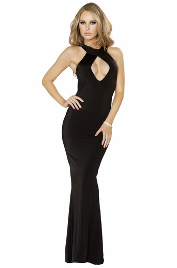 Red Carpet Stunner Sexy Long Gown