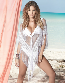 Resort Beach Babe Cover Up Dress
