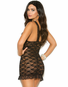 Romantic Date Lace Chemise & Thong Set