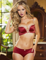 Romantic Nights Push-Up Bra & Panty Set