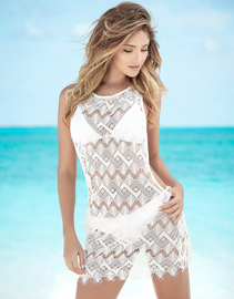 Sand And Sun Sexy Cover Up Dress