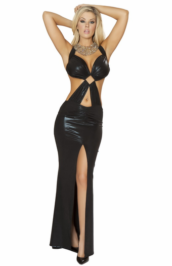 Sensual Evening Sexy Long Gown