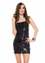 Sequined Sass Dress