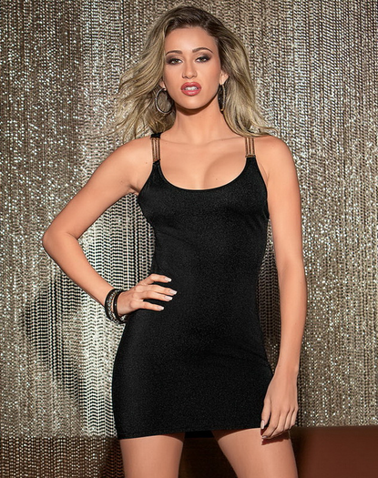 Sexy Can I Cutout Dress
