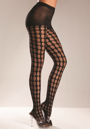 Sexy Crochet Patterned Stockings