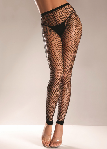 Sexy Footless Fishnet Pantyhose