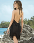 Sheerly Sexy Beach Cover Up Dress