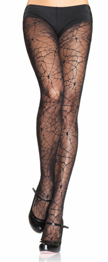 SPIDER LACE PANTY HOSE