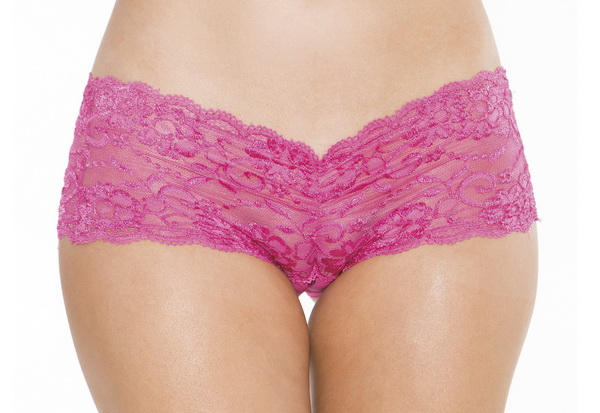 Super Sexy Stretch Lace Open Front Panty
